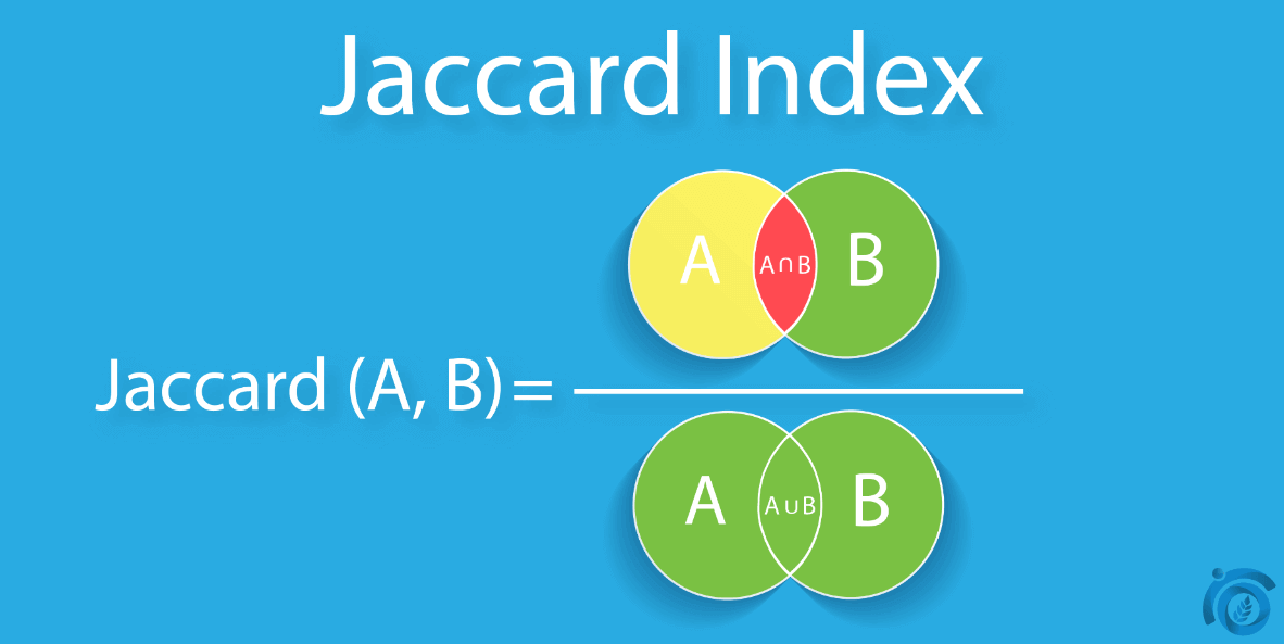 Jaccard index